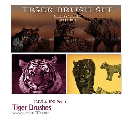 دانلود براش ببر - Tiger Brushes