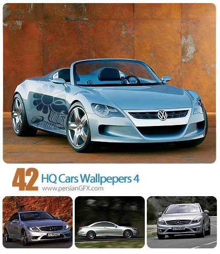 دانلود مجموعه والپیپر های ماشین شماره چهار - HQ Cars Wallpepers 04
