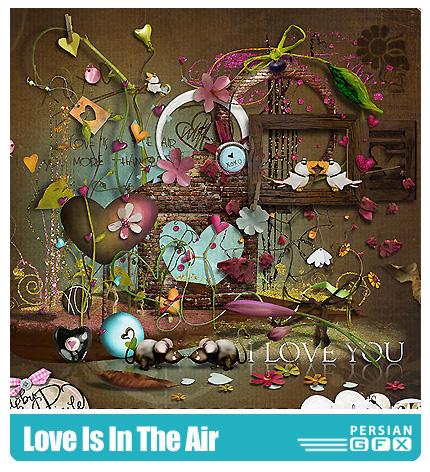 دانلود کلیپ آرت رمانتیک، فانتزی -  Love Is In The Air