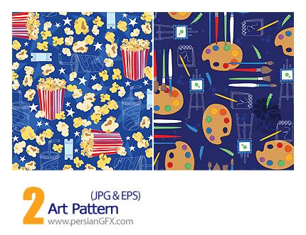 دانلود پترن هنری - Art Pattern