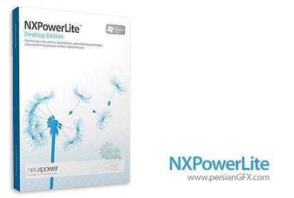 نرم افزار کاهش سایز ارائه های پاورپوینت Neuxpower NXPowerLite 4.3