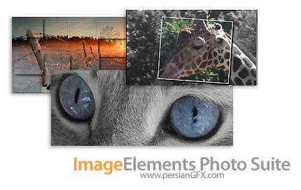 نرم افزار دستکاری و ویرایش تصاویر Lincoln Beach ImageElements Photo Suite 1.81