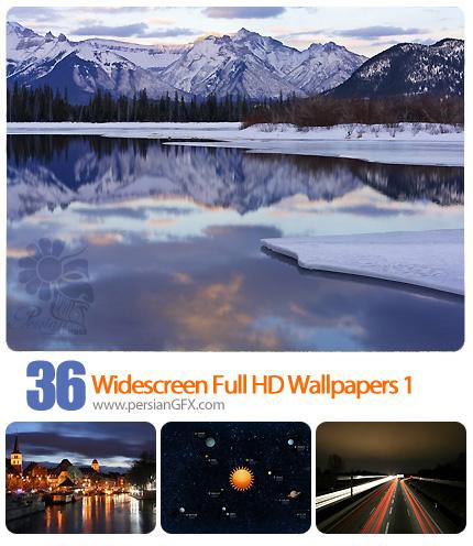 دانلود والپیپر متنوع و جذاب از طبیعت - 01 Widescreen Full HD Wallpapers