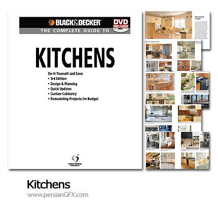 دانلود مجله طراحی دکوراسیون آشپز خانه - Kitchens