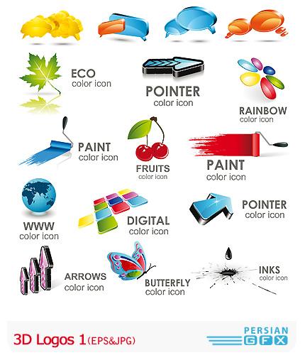 آموزش طراحی لوگو سه بعدی - رسانه ی خبری وبلاگیطراحی لوگو سه بعدی در فتوشاپ
