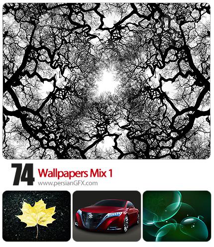 دانلود تصاویر والپیپر ترکیبی - Wallpapers Mix 01