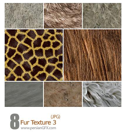 دانلود بافت خز، پوست - Fur Texture 03