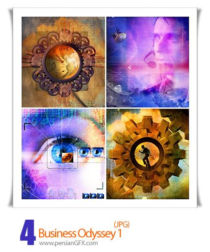 دانلود تصاویر تجاری زیبا - Business Odyssey 01