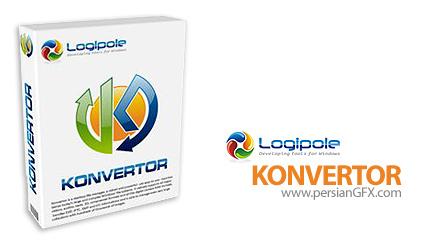 دانلود Konvertor 4.06 Build 6 - نرم افزار مبدل عکس، فیلم، موزیک