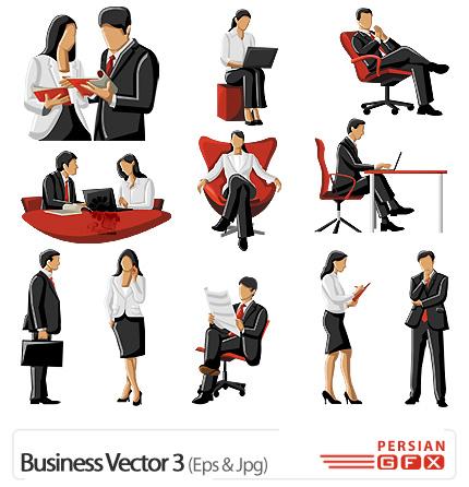 دانلود وکتور تجاری - Business Vector 03