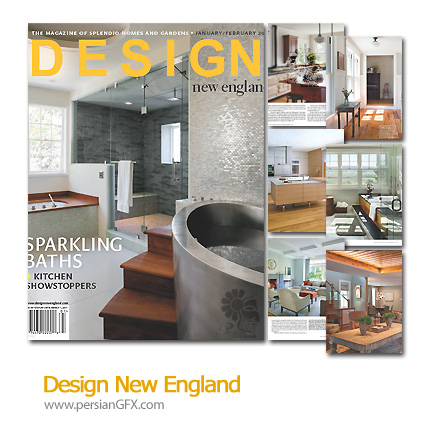       - Design New England  
