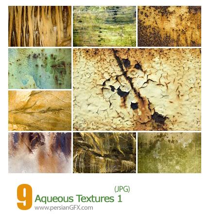 دانلود بافت متنوع - Aqueous Textures 01