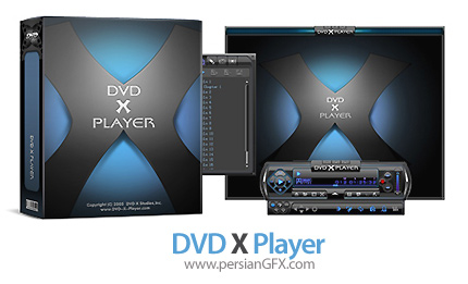 دانلود DVD X Player 5.5 Professional - نرم افزار پخش کننده دی وی دی