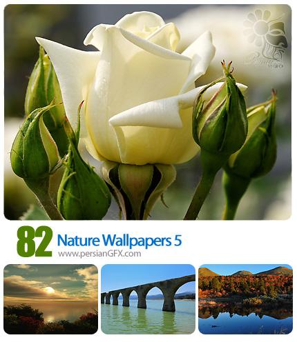 تصاویر والپیپر منظره، طبیعت، چشم انداز - Nature Wallpapers 05