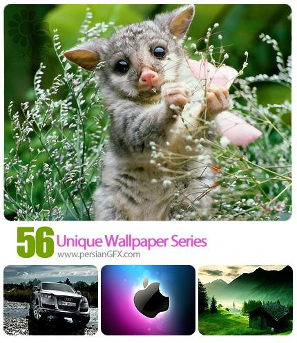 دانلود تصاویر والپیپر منحصر به فرد - Unique Wallpaper Series