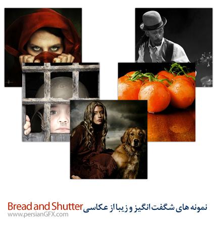 نمونه های شگفت انگیز و زیبا از عکاسی Bread and Shutter