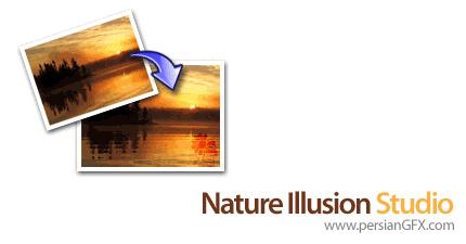 دانلود نرم افزار قرار دادن افکت های حرکتی بر روی تصاویر - Nature Illusion Studio 3.61.3.89
