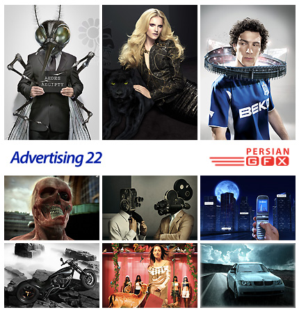 دانلود تصاویر تبلیغاتی جذاب - Advertising 22