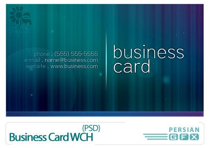 دانلود یک کارت ویزیت - Business Card WCH