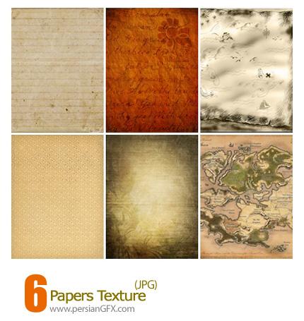 دانلود بافت کاغذ - Papers Texture