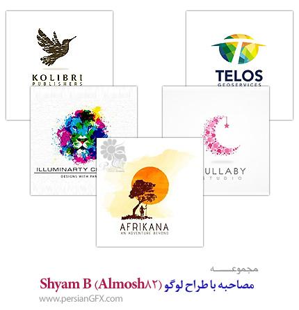 مصاحبه با طراح لوگو (Shyam B (Almosh82