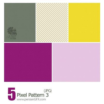 دانلود پترن های پیکسلی - Pixel Pattern 03