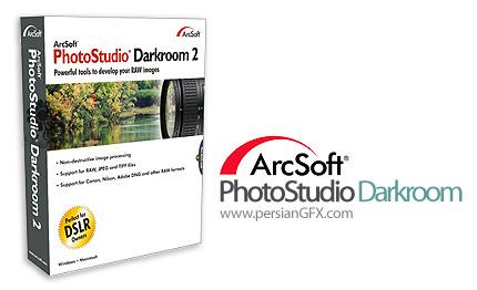 دانلود نرم افزار ویرایش عکس - ArcSoft PhotoStudio Darkroom 2.0.0.180