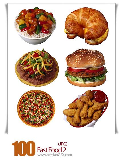 دانلود تصاویرفست فود -02 Fast Food