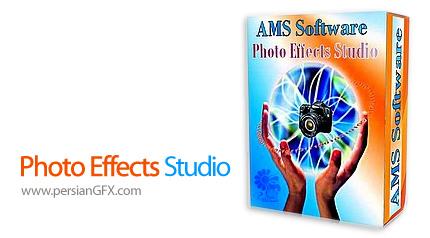 دانلود نرم افزار افکت گذاری روی عکس - Photo Effects Studio 3.0