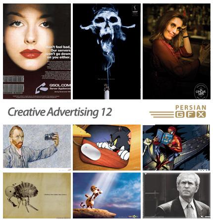 دانلود تصاویر تبلیغاتی خلاق - Creative Advertising 12