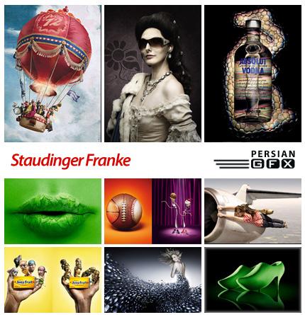 دانلود تصاویر تبلیغاتی خلاق - Staudinger Franke