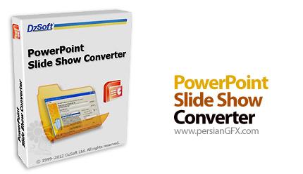 دانلود نرم افزار تبدیل اسلایدهای نمایشی پاور پوینت - PowerPoint Slide Show Converter 3.2.3.0