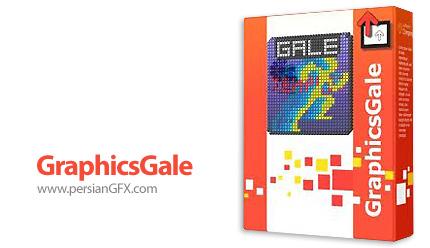 دانلود نرم افزار ویرایش و ساخت تصاویر انیمیشن - GraphicsGale 2.04.02