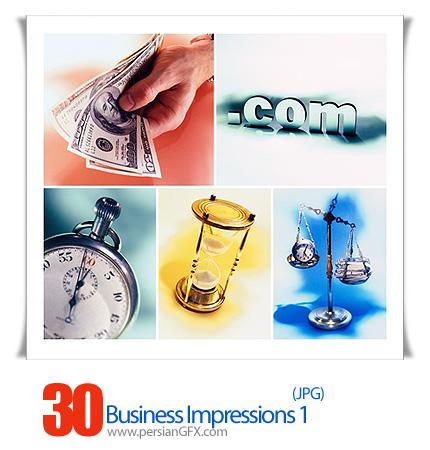 دانلود تصاویر کسب و کار - Business Impressions 01