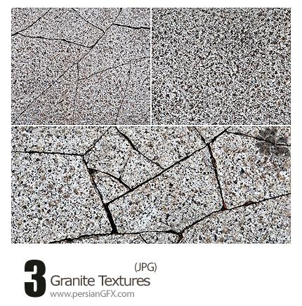 دانلود بافت سنگ گرانیت - Granite Textures
