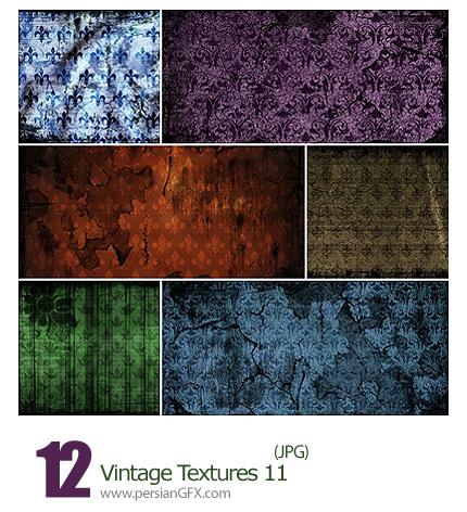 دانلود بافت کثیف، تکسچر کثیف شماره یازده - Vintage Textures 11