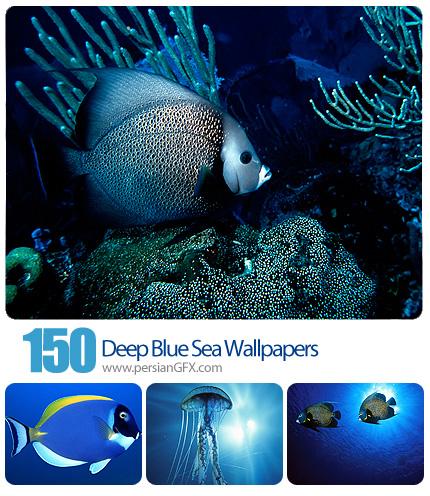 دانلود تصاویر والپیپر دریایی - 150 Deep Blue Sea Wallpapers