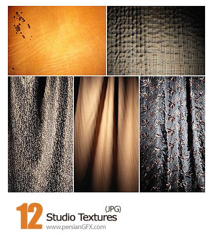 دانلود بافت پارچه - Studio Textures