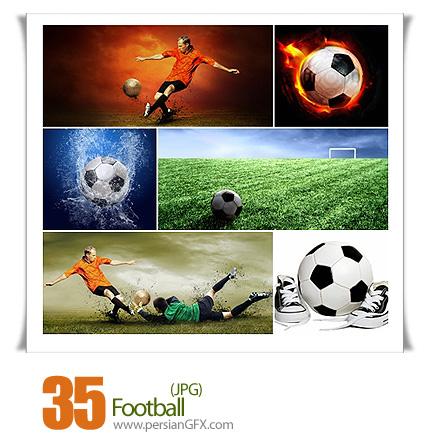 دانلود تصاویر شاتراستوک فوتبال - Shutter Stock Football