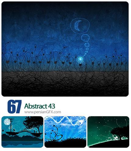 دانلود تصاویر والپیپر انتزاعی - Abstract 43