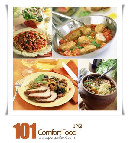 دانلود تصاویر مواد غذایی - Comfort Food