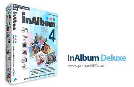 دانلود نرم افزار ساخت آلبوم های عکس دیجیتالی - InAlbum Deluxe 4.0 Build 4006