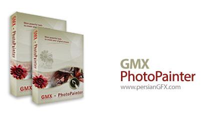 دانلود نرم افزار تبدیل عکس به نقاشی - GMX-PhotoPainter 2.0.624