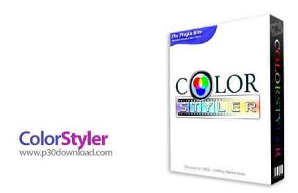 دانلود نرم افزار افکت گذاری بر روی عکس ها - ColorStyler 1.0 Standalone and for Adobe Photoshop
