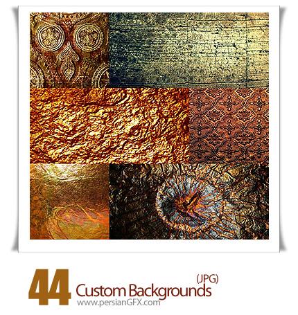 دانلود تصاویر استوک پس زمینه های سفارشی متنوع - Custom Backgrounds