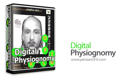 دانلود نرم افزار چهره شناسی - Digital Physiognomy 1.831