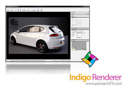 دانلود نرم افزار شبیه سازی تصاویر سه بعدی - Indigo Renderer 3.2.13 x86/x64