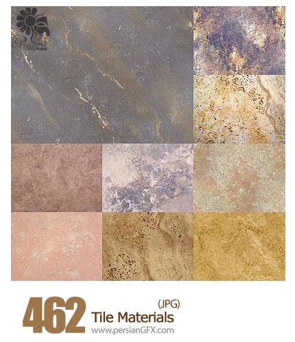 دانلود بافت کاشی - Tile Materials