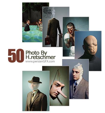 دانلود مجموعه آثار عکاسی پرتره، متنوع - HughKretschmer