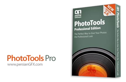 دانلود پلاگین افزودن افکت های مختلف به عکس های دیجیتال - PhotoTools